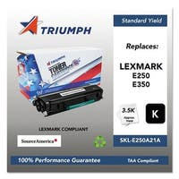 Triumph Remanufactured E250A11A Toner Cartridge - Black Toner Catridge