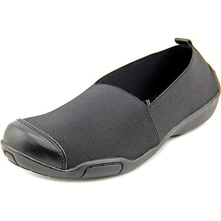 Ros Hommerson Caruso Women Round Toe Canvas Loafer