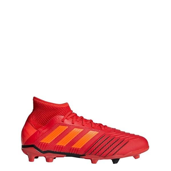 4f0b6e394 Shop Adidas Predator 19.1 Fg Cleat Kid's Soccer - Free Shipping ...