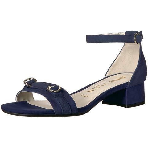 6dbb0ec79e9 Anne Klein Women s Esme Heeled Sandal
