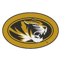 University of Missouri Tigers Mascot Area Rug