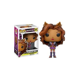 Funko POP Monster High - Clawdeen Wolf - Multi