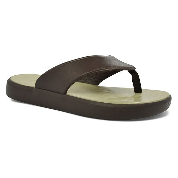 Softscience Unisex Skiff Flip Flop Soft Fashion Sandals