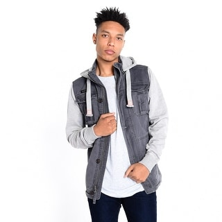 Jonathan Jacket In Charcoal