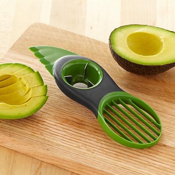 Avacado 3 in 1 Slicer For Kitchen