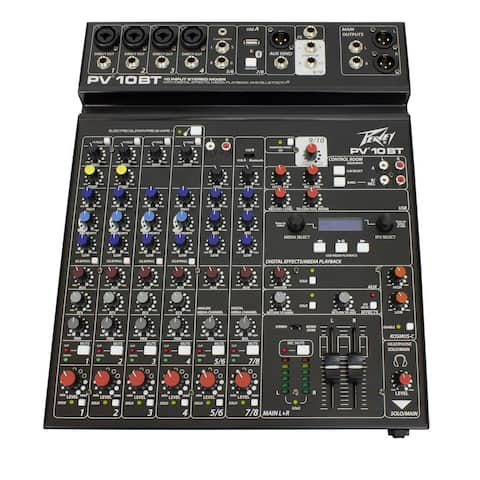 Introducing The Next Level In World-Class Non-Powered Mixer Performance
