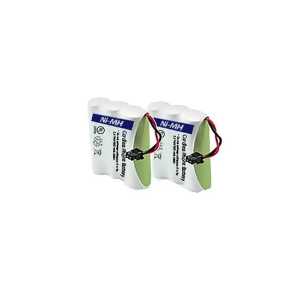 Replacement Panasonic PQWBTC1461M NiMH Cordless Phone Battery (2 Pack)