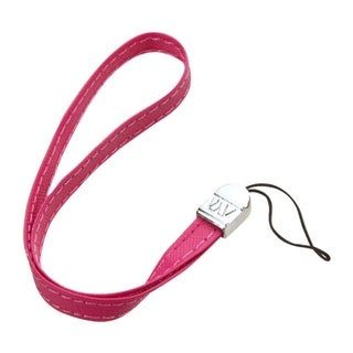 Insten 7.5-inch Leather Hand Wrist Lanyard (Pack of 5)