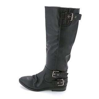 Rampage Womens Idola Mid-Calf Riding Boots