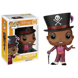 Disney's Princess and the Frog Funko POP Vinyl Figure Doctor Facilier - multi