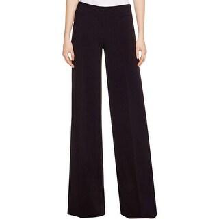 MICHAEL Michael Kors Womens Dress Pants Knit Signature