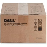 Dell RF013 Dell Toner Cartridge - Magenta - Laser - High Yield - 8000 Page - 1 / Pack