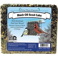 Black Oil Sunflower Seed Cake