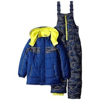 iXtreme Boys 2T-4T Camo Snowsuit Set