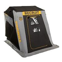 Frabill Recruit 1250 Insulated Flip-Over Shelter Boat Seat - 640200