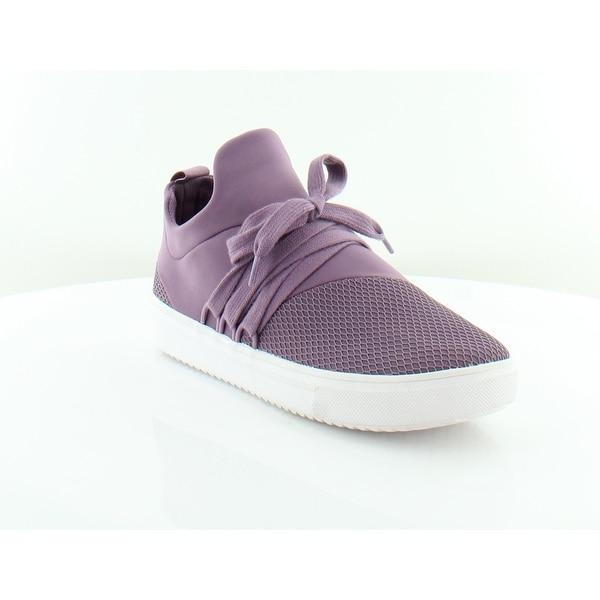 7c94235a057 Shop Steve Madden Lancer Women's Fashion Sneakers Purple - 8 - Free ...
