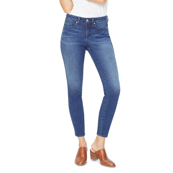 NYDJ Womens Skinny Jeans Denim High-Rise - Rego. Opens flyout.
