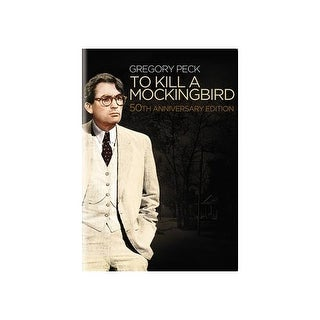 TO KILL A MOCKINGBIRD (DVD) 50TH ANNIVERSARY EDITION/WS/1.85:2/ENG SDH