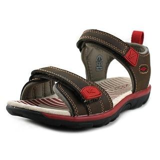 Keen Riley II Open-Toe Leather Sport Sandal