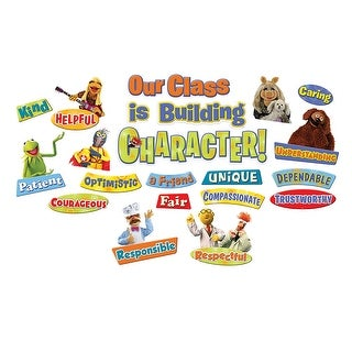 Muppets - Our Class Has Character