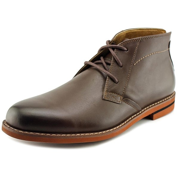Florsheim Dusk Men Round Toe Leather Chukka Boot