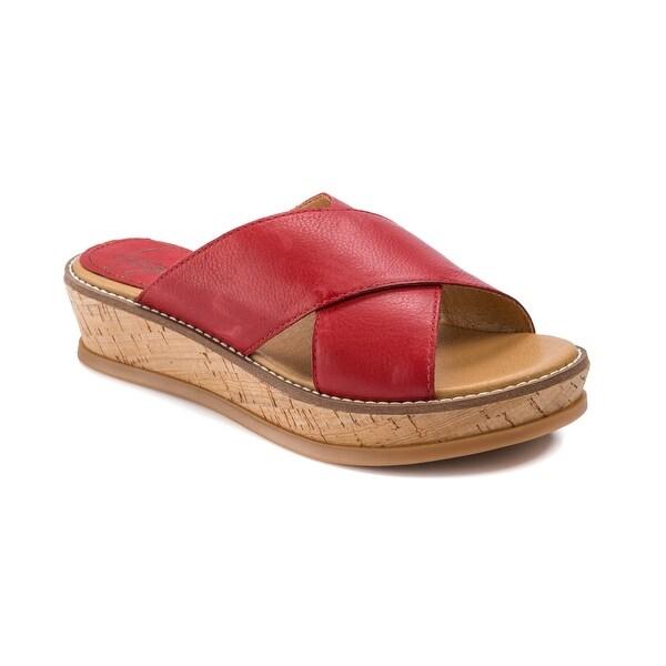 Latigo Kayda Women's Heels Red