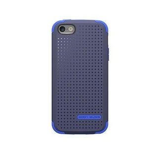 Body Glove - InterMix Case for Apple iPhone 5/5S - Oxford/Cobalt