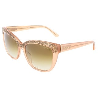 Guess by Marciano GM0730 45F Blush Pink Cat Eye sunglasses