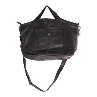 Latico Women's Colin Tote 5112 Black Leather - US Women's One Size (Size None)