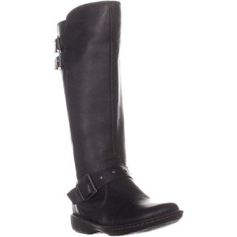 B.O.C Womens Oliver Leather Closed Toe Mid-Calf Fashion Boots