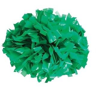 Pizzazz Kelly Green Plastic Cheer Single Pom Pom
