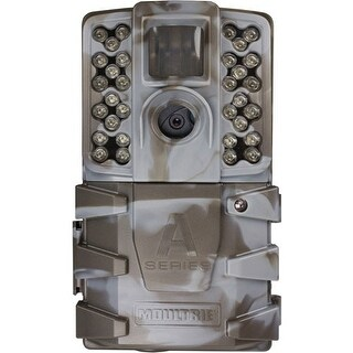Moultrie mcg13212 moultrie trail cam a-35 14mp infrared led hd vid smoke