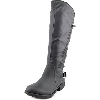 American Rag Asher Wide Calf Women Black Boots