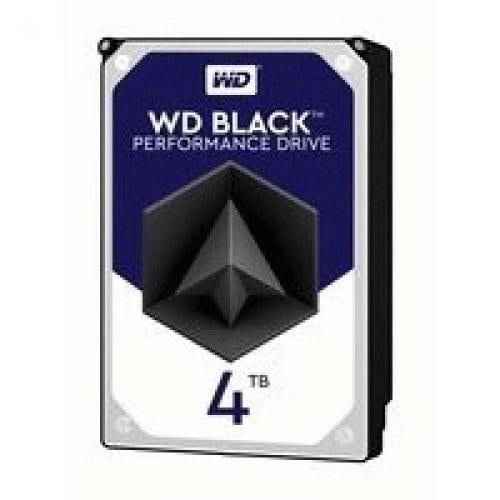 Western Digital - 4Tb Wd Black Sata 256Mb 3.5 Desktop