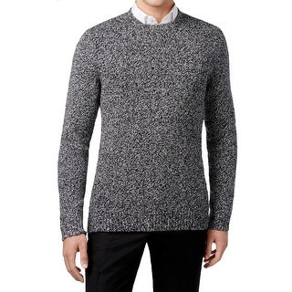 Calvin Klein Mens Pullover Sweater Wool Marled (2 options available)