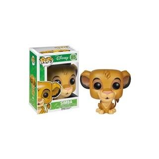 POP Disney: Lion King - Simba Vinyl Figure