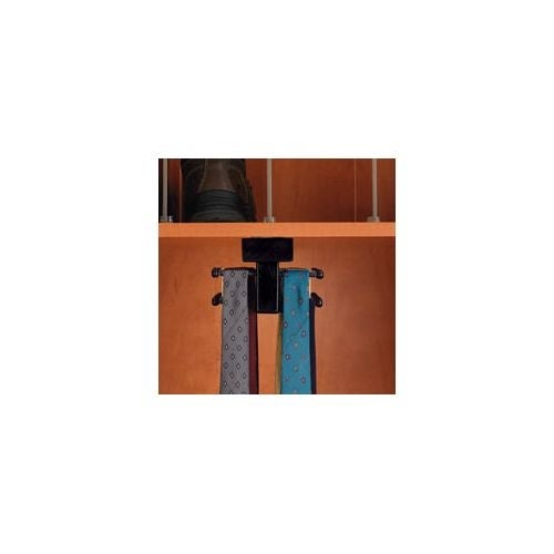 Rev-A-Shelf CWTTR-14-1 CWTTR Series 14 Inch Top Mount Sliding Tie Butler for up to 44 Ties