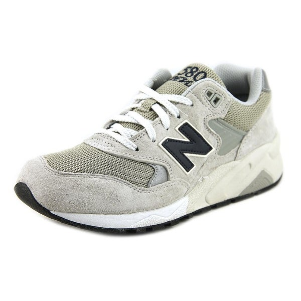 best service 95950 c82a2 Shop New Balance MRT580 Youth Round Toe Suede Gray Running ...