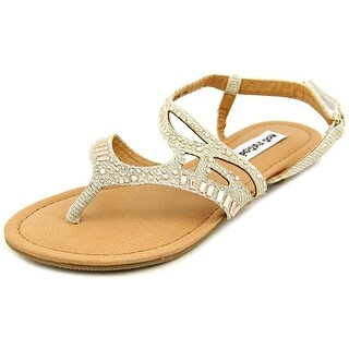 Not Rated Brentwood Open Toe Synthetic Sandals