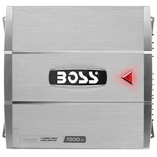 Boss Chaos 4 Channel 1200 Watts Amp