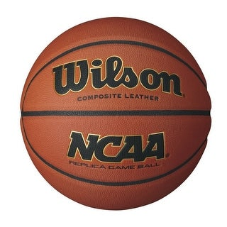 Wilson 28.5-Inch NCAA Replica Game Basketball