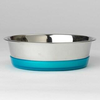 Maui Stainless Steel Dog Bowls - Aqua