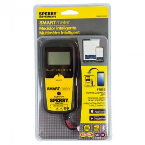 Sperry Instruments SDMM10000R Multi-Use smart Digital Multi-Meter