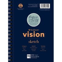 "Strathmore Vision Sketch Pad 5.5""X8.5""-"