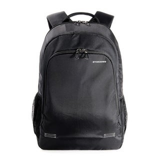 Tucano Forte Water Resistant Multifunctional Lightweight Notebook Backpack for Laptops up to 15.6""