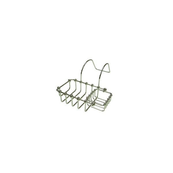 Elements of Design DS2171 Soap Basket with Swivel Sponge Holder from - Chrome. Opens flyout.