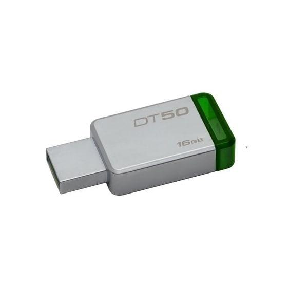 Kingston Dt50/16Gb 16Gb Datatraveler Dt50 Usb 3.1 Gen 1 Flash Drive
