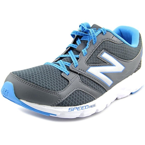 New Balance W590 Women D Round Toe Synthetic Gray Running Shoe