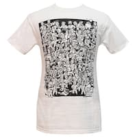 Fallout Vault Boy Group Graphic Logo T-Shirt