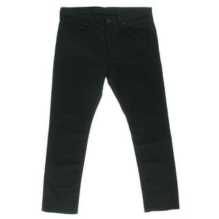 Levis Mens 510 Denim Classic Rise Skinny Jeans
